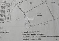 Chủ gửi bán đất 1300m² Hương Lộ 14, có 400m2 TC