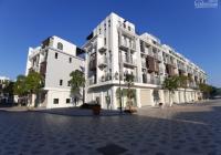 Bán shophouse Hà Nội 2 mặt phố khu trung tâm 75m2, 5 tầng, Đông Nam, 19 tỷ, đẹp Vip The Manor