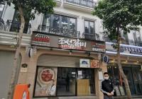 Cho thuê Shophouse Fivestar Đình Thôn - Nam Từ Liêm - HN. DT 80m2, 5 tầng, thông sàn, phù hợp KD