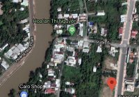 Bán đất đường Mậu Thân nối dài - đường Võ Văn Kiệt, Phường 3, Thành Phố Vĩnh Long