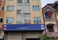 Cho thuê nhà mặt phố Mễ Trì Hạ, KĐT Mễ Trì 120m2, 8 tầng, MT 9m, thông sàn thang máy giá 70tr