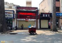 Cho thuê MT 107-109 Trần Quang Khải, Quận 1, 8x20m, 1 trệt 1 lầu, DTSD: 350m2, giá 110 triệu/tháng