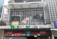 Cho thuê MT 335-337 Trần Hưng Đạo, Quận 1, 8x18m, 1 trệt 1 lầu ST, DTSD: 288m2, giá 95 triệu/tháng