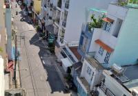 Nhà phố trệt + lửng+ 3 lầu+ sân thượng MT ĐS 15 CX Ngân Hàng, P. Tân Thuận Tây, Q7