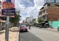 Bán gấp nhà 7,5x30m trệt, 3 lầu MT Cô Bắc - Nguyễn Khắc Nhu, P. Cô Giang, Quận 1 giá 115 tỷ