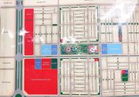 Bán block đẹp dự án Mega City 2, đường 15m, diện tích 90m2 đến 100m2, giá rẻ cho khách hàng
