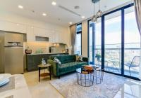 Cho thuê căn hộ Vinhomes Central Park 91.3m2 2PN tòa Central 1 view sông, Bitexco.LH 0901692239.