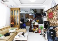 Giá rẻ + Vị trí đẹp + nhà mới 2 mặt hẻm xe hơi, nhà 1T3L DT 4,2x14m gần ngã 4 Cây Trâm - Lê Văn Thọ