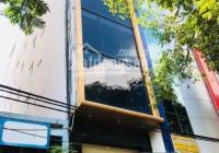 Tòa nhà 750m2 mặt tiền Hoàng Diệu trung tâm Q4
