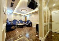 Bán nhà mặt phố Nguyễn Chánh - Tú Mỡ dt 80m2*5.5m*8,5 tầng thang máy nội thất siêu sang giá 40 tỷ