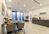 Bán căn hộ Vinhomes Central Park 54.4m2 1PN tòa Landmark 2 thiết kế hợp lý