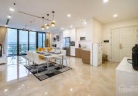 Cho thuê căn hộ Vinhomes Central Park 159.7m2 4PN tòa Landmark 1 view trực diện sông