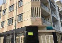 Cho thuê nhà lô góc hẻm KD đường Bình Lợi: 5,5x16m trệt 3 lầu