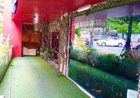 Cho thuê nhà ngã 3 mặt tiền Nơ Trang Long, Bình Thạnh. Miễn phí 1 năm tiền nhà 18x22m 1 trệt 3 lầu