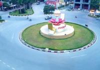 Bán 80m2 đất mặt đường thị trấn Văn Giang gần vòng xuyến VG khu kinh doanh sầm uất, LH 0912391984