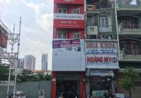 Cho thuê nhà mặt tiền Hoàng Diệu - Khánh Hội Phường 5 Quận 4, trệt 4 lầu mới, 4.3x20m, 45tr/tháng