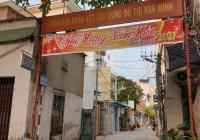 Bán đất kiệt đường Ngô Quyền đối diện khách sạn Mường Thanh trung tâm quận Sơn Trà, gần cầu Rồng