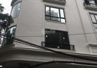 Bán nhà 5 tầng phố Yên Hoa, cạnh Hồ Tây. DT 60 m2, MT 4,2m, giá 7,6 tỷ, LH 0989141009