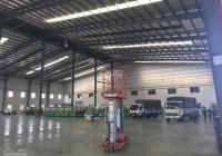 Cần bán kho xưởng 8000m2 trong khu công nghiệp Long Hậu, Huyện Cần Giuộc, Tỉnh Long An