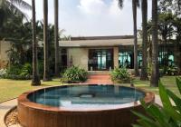 BT cao cấp cho thuê khu Villa Riviera, An Phú, q.2. DT: 641.6m2 giá ~ 161tr/tháng, LH 0903652452