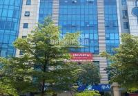 Cho thuê văn phòng 280m2 giá 250 nghìn/m2/tháng tại mặt đường Trần Thái Tông, Dịch Vọng, Cầu Giấy