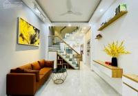 Vào ở ngay! Bán nhà mới HXH Võ Văn Tần, phường 4, quận 3, 54m2 (4.5x12m), 3 lầu, 3 PN, 6.2 tỷ