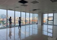 Cho thuê văn phòng 250m2 đã ngăn sẵn phòng tại Duy Tân - Trần Thái Tông - Cầu Giấy. LH 0916.681.696