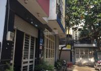 Cho thuê nhà 3 tầng đẹp, hẻm HXH liền kề Emart. ĐC 354/41/6 Phan Văn Trị, Bình Thạnh