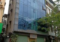 Cho thuê nhà mặt phố Quan Hoa, Cầu Giấy DT 95m2, 6 tầng, MT 9m, có thang máy, giá 45tr/th