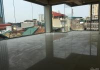 Cho thuê nhà mặt phố Trương Định, gần ngã tư sầm uất, S = 70m2 x 4 tầng