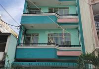 Bán nhà hẻm 339 Nguyễn Thái Bình, DT 6x15m nở hậu 7m, 4 tầng