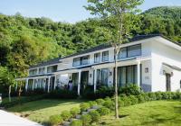 Bán căn biệt thự nghỉ dưỡng ven đô đầu tư tốt nhất tại Hòa Bình