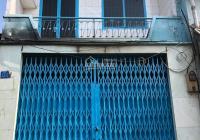 Nhà mặt tiền kinh doanh Hồng Bàng P1 Q11, 4,2 x 15m nở hậu 4,4m (59,4m2), 1 trệt 1 lầu sân thượng