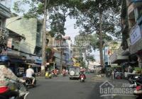Cần bán mặt tiền Nguyễn Huy Tự, phường Đa Kao, quận 1, Dtcn 90,5m2