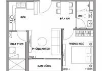 Chính chủ bán lỗ 30tr căn hộ The Rivana view 1PN Đông Nam cực đẹp duy nhất không bị che 0902634748