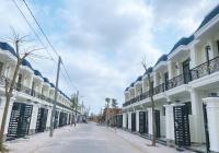 Mở bán nhà phố thương mại 100m2 trên trục đường Hương Lộ 11 - Bình Chánh