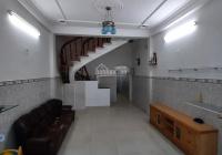 Nhà 2 tầng 1/ gần Lê Văn Thọ, cần tiền đổi nhà to hơn bán lại giá tốt (có nội thất), 0906 741 994
