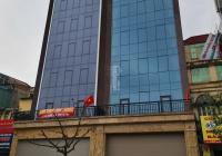 Cho thuê tòa nhà mặt phố Lê Đức Thọ - Mỹ Đình. DT 110m2 x 8 tầng