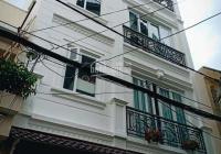 Nhà HXH 1 trệt 4 lầu 108m2 đường Hồ Biểu Chánh, Phường 11, Quận Phú Nhuận TP HCM