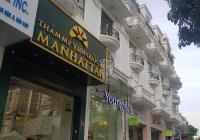 Cho thuê nhà mặt phố Tôn Thất Thuyết - Cầu Giấy. DT 125m2 x 6 tầng