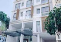 Villa góc 2MT trệt 4 lầu. 8 x 15m ngay mặt tiền đường Số 3, phường Bình An, quận 2