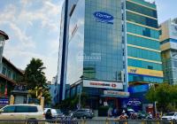 Cho thuê tòa nhà văn phòng MT đường Châu Văn Liêm P14 Quận 5 (9 x 22m) lửng 5 lầu - vị trí đẹp