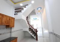 Nhà mới xây Lương Văn Can Q8, DT 37m2, 3x12m Hướng Bắc