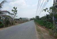 Cần tiền bán lô đất 2 mặt tiền đường nhựa Lục Viên 10mx54m