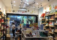 Cho thuê nhà vị trí cực đẹp mặt phố Phan Đình Phùng 55m2 x 4 tầng, MT 4,5m, riêng biệt