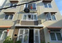 Bán căn hộ dịch vụ đường Vạn Kiếp, P. 3, Q. Bình Thạnh, gồm 7 phòng thu nhập 40 triệu