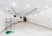 Cho thuê nhà mới xây mặt phố Bạch Mai 125m2x7 tầng, MT 4,5m, có thang máy, hầm, riêng biệt