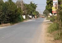 Đất đường Bàu Trai, TT Hậu Nghĩa, Đức Hòa, Long An. 176m2 SHR, thổ 100%
