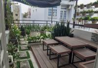 Nhà có sân vườn lung linh Nguyễn Kiệm, Phú Nhuận