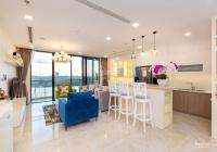 Bán căn hộ Vinhomes Central Park 115.4m2 3PN tòa Central 1 view sông, nội thất sang trọng